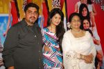 Rajan Shahi, Kaanchi and Rajan Shahi_s mother at the launch of Tere Shehar Mai in Mumbai on 2nd March 2015_54f5793391507.jpg