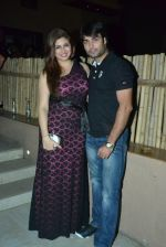 Vivian Dsena and Vahbiz Dorabjee at the launch of Tere Shehar Mai in Mumbai on 2nd March 2015_54f5798361cc9.jpg
