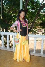 at Dream Girl on location in Filmcity, Mumbai on 2nd March 2015 (12)_54f575a263341.JPG
