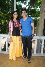 at Dream Girl on location in Filmcity, Mumbai on 2nd March 2015 (18)_54f575a9721e0.JPG
