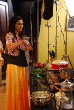 at Dream Girl on location in Filmcity, Mumbai on 2nd March 2015 (4)_54f57599a5204.JPG