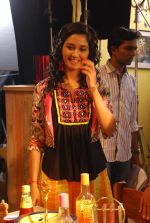 at Dream Girl on location in Filmcity, Mumbai on 2nd March 2015 (6)_54f5759b851a8.JPG