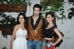 Gunjan Malhotra, Sidhant Gupta, Suzanna Mukherjee at Badmashiyan screening in Sunny Super Sound on 3rd March 2015 (23)_54f70a766250a.JPG