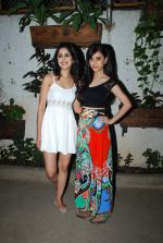Gunjan Malhotra, Suzanna Mukherjee at Badmashiyan screening in Sunny Super Sound on 3rd March 2015 (21)_54f70a7960f26.JPG