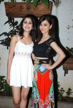Gunjan Malhotra, Suzanna Mukherjee at Badmashiyan screening in Sunny Super Sound on 3rd March 2015 (26)_54f70aba1246c.JPG