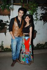 Sidhant Gupta, Suzanna Mukherjee  at Badmashiyan screening in Sunny Super Sound on 3rd March 2015 (29)_54f70a7d72a7d.JPG