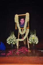 at Late Prakash Mehra_s son Amit_s prayer meet in Isckon on 3rd March 2015 (57)_54f7001f708b5.JPG