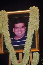 at Late Prakash Mehra_s son Amit_s prayer meet in Isckon on 3rd March 2015 (53)_54f700b060715.JPG