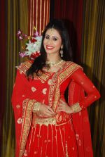 Kishwar Merchant at Shaadi sequence for Itna Karo Na Mujhe Pyar in Chandivli on 4th March 2015 (18)_54f820ed346f1.JPG