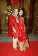 Kishwar Merchant at Shaadi sequence for Itna Karo Na Mujhe Pyar in Chandivli on 4th March 2015 (2)_54f820cce6ce9.JPG