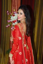 Kishwar Merchant at Shaadi sequence for Itna Karo Na Mujhe Pyar in Chandivli on 4th March 2015 (9)_54f820d9d9625.JPG