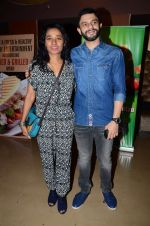 Arjun Mathur, Tannishtha Chatterjee at Coffee Bloom premiere in PVR on 5th March 2015 (28)_54f9a4dd4bdcf.JPG