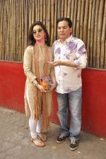 Lalit Pandit at Shabana Azmi_s holi bash in Mumbai on 5th March 2015 (111)_54f9b79656c58.JPG