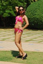 Marisa Verma bikini holi shoot on 5th March 2015 (32)_54f9785bb68f4.JPG