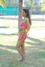 Marisa Verma bikini holi shoot on 5th March 2015 (49)_54f9788e1a7ce.JPG