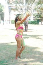 Marisa Verma bikini holi shoot on 5th March 2015 (53)_54f978955c288.JPG