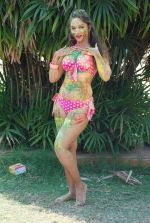 Marisa Verma bikini holi shoot on 5th March 2015 (63)_54f978a8237fe.JPG