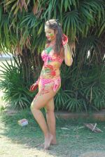 Marisa Verma bikini holi shoot on 5th March 2015 (65)_54f978aa9a0af.JPG