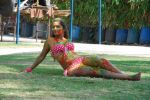 Marisa Verma bikini holi shoot on 5th March 2015 (73)_54f978b845427.JPG