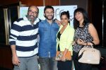 Mohan Kapoor, Arjun Mathur, Sugandha Garg at Coffee Bloom premiere in PVR on 5th March 2015 (75)_54f9a45a2949e.JPG