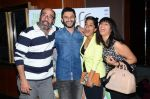 Mohan Kapoor, Arjun Mathur, Sugandha Garg at Coffee Bloom premiere in PVR on 5th March 2015 (78)_54f9a7d8bbd4d.JPG
