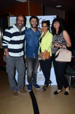 Mohan Kapoor, Arjun Mathur, Sugandha Garg at Coffee Bloom premiere in PVR on 5th March 2015 (80)_54f9a7d9d7f20.JPG