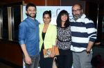 Mohan Kapoor, Arjun Mathur, Sugandha Garg at Coffee Bloom premiere in PVR on 5th March 2015 (83)_54f9a45de10af.JPG