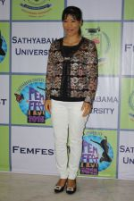 Mary Kom honoured on International women_s day by Sathyabama university on 6th March 2015 (39)_54fb021e35ffe.jpg