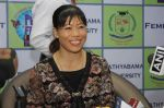 Mary Kom honoured on International women_s day by Sathyabama university on 6th March 2015 (34)_54fb02273c041.jpg