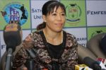 Mary Kom honoured on International women_s day by Sathyabama university on 6th March 2015 (37)_54fb021c8e201.jpg