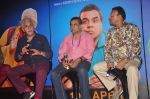 Naseeruddin Shah, Paresh Rawal, Annu Kapoor at Dharam Sankat Mein film launch in Cinemax on 7th March 2015 (143)_54fc5175e7358.JPG