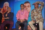 Naseeruddin Shah, Paresh Rawal, Annu Kapoor at Dharam Sankat Mein film launch in Cinemax on 7th March 2015 (154)_54fc51778cd01.JPG