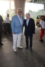 Vijay Mallya at Women_s car rally in Sahara Star on 7th March 2015 (23)_54fc528cde444.JPG