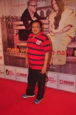 Rakesh Bedi at Anupam and Neena Gupta_s play premiere in NCPA on 8th March 2015 (133)_54fd922c552b4.JPG