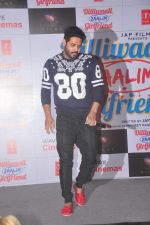 Alfaaz at Dilliwali Zalim girlfriend music launch in Mumbai on 9th March 2015 (35)_54fe90e6da829.JPG