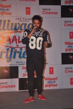 Alfaaz at Dilliwali Zalim girlfriend music launch in Mumbai on 9th March 2015 (36)_54fe90e880c60.JPG