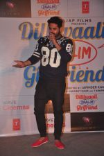 Alfaaz at Dilliwali Zalim girlfriend music launch in Mumbai on 9th March 2015 (38)_54fe90ea237da.JPG