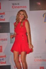 Natalia Kapchuk at Dilliwali Zalim girlfriend music launch in Mumbai on 9th March 2015 (45)_54fe92a95d8d5.JPG