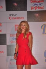 Natalia Kapchuk at Dilliwali Zalim girlfriend music launch in Mumbai on 9th March 2015 (46)_54fe92b9cf66d.JPG