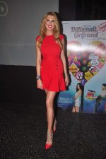Natalia Kapchuk at Dilliwali Zalim girlfriend music launch in Mumbai on 9th March 2015 (75)_54fe92abbca81.JPG