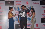 Prachi Mishra, Alfaaz, Ira Dubey at Dilliwali Zalim girlfriend music launch in Mumbai on 9th March 2015 (39)_54fe90f4a5944.JPG