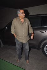 Boney Kapoor at In Their shoes screening in Lightbox, Mumbai on 10th March 2015 (4)_550001659aa82.JPG