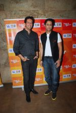 Salim Merchant, Sulaiman Merchant at IPL Song launch in Lightbox, Mumbai on 10th March 2015 (7)_5500034254368.JPG