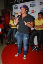 Sohail Khan at Big FM world cup meet in Andheri, Mumbai on 10th March 2015 (14)_5500037524a0f.JPG