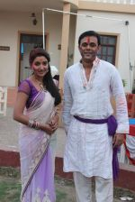 Sumeet Raghavan at Badi Door Se Aaye Hain 200 episodes celeberations for SAB TV in Malad on 10th March 2015  (52)_550001aa29db6.JPG