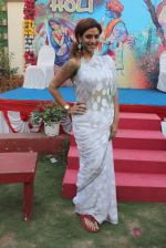 Tanaaz Irani at Badi Door Se Aaye Hain 200 episodes celeberations for SAB TV in Malad on 10th March 2015  (49)_550001d699bd3.JPG