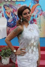 Tanaaz Irani at Badi Door Se Aaye Hain 200 episodes celeberations for SAB TV in Malad on 10th March 2015  (47)_550001d503663.JPG