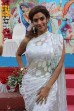 Tanaaz Irani at Badi Door Se Aaye Hain 200 episodes celeberations for SAB TV in Malad on 10th March 2015  (48)_550001f331d74.JPG
