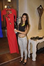 Asha Negi at Harsh Harsh designer SS15 collection at Fabula Rasa in Lower Parel, Mumbai on 11th March 2015 (118)_55015846daf41.JPG