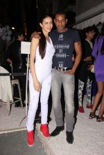 Sucheta Sharma, Harrison at Candice Pinto_s Birthday Bash in Olive on 11th March 2015 (9)_5501617d387d1.JPG